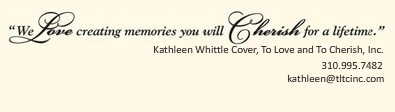 Kathleen Cover Wedding Planner Orange County